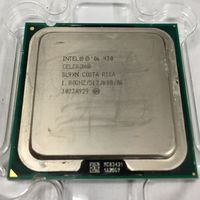 Intel Celeron 1.8MHz 430 SL9XN Socket 775. Процессор