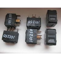 101250 Audi 80 B4 кнопка ЭСП 893959855