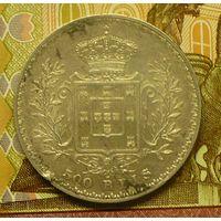 Португалия 500 рейс 1892 г