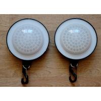 2 фонаря-лампы Suboos 60 диодов по цене 1