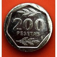 109-22 Испания, 200 песет 1988 г.