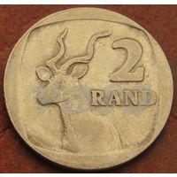 4711:  2 ранда 1989 ЮАР