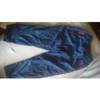 Штаны спортивные для девочки в хорошем состоянии