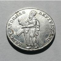 Памятная, монетовидная медаль.