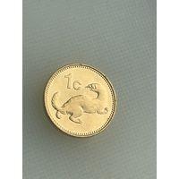 1 цент 1998 г., Мальта