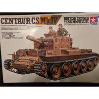 Британский танк Centaur C.S. MkIV в масштабе 1/35