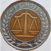 Гана, 1 седи 2007 год