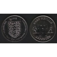 Official England Squad. Defender. Gary Neville -- 1998 - The Official England Squad Medal Collection (f01)