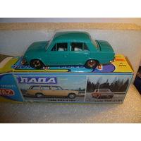 """Модель авто """"ВАЗ 2101"""". 1:43.Made in USSR"""