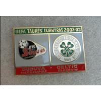 Садува Литва - Селтик Шотландия УЕФА 2002-03