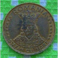 Румыния 20 лей 1991 года. Король. R. Инвестируй в коллекционирование!