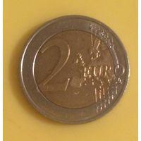 2 евро Франция 2011