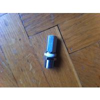 """Workman SM1 3/8"""" x 24 Antenna Mount with SO-239 Connector"""