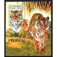 1998 Камбоджа. Тигр