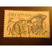Чехия 1994 немецкий гуманист 16 века Агрикола