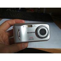 Фотоаппарат Olympus 545 цифровой