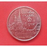 61-39 Таиланд, 1 бат 2014 г.
