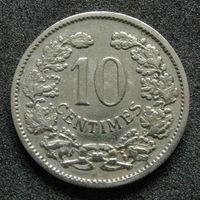 Люксембург 10 сантимов 1901 (50)