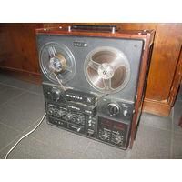 """Катушечный магнитофон """"Юпитер-203-стерео"""" 1983 г.в."""