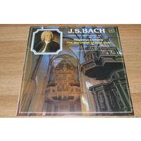 J.S. Bach. Хоралы для органа. Е. Лисицына. BWV 657-664