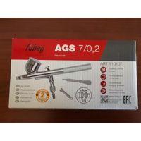 Аэрограф пневматический Fubag AGS 7/0.2 Германия (не Китай)