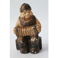 Коллекционная фигурка из скульптурново гипса
