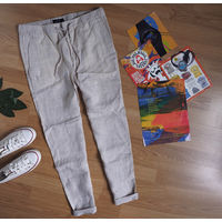 Новые мужские брюки H&M 44-46 размер /30R