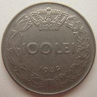 Румыния 100 лей 1944 г. (d)