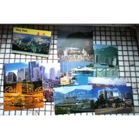 Комплект открыток Гонконг