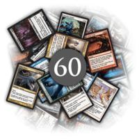 MTG Колода: Карточки Magic: the gathering, карты магии, МТГ, MTG. Продам стартовую колоду: Есть все цвета, 60 карт плюс сайдборд, токены и прочее.