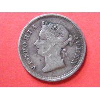 5 центов 1889 года
