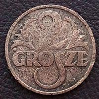 2 гроша 1934 (w) Польша бронза