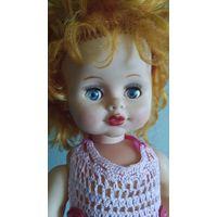 Кукла. Рыжик.