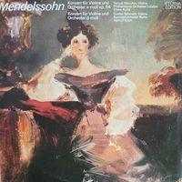 F. Mendelssohn /Konzert for Violine and Orchester/1973, LP, EX, Eterna
