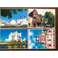 Гродно - 4 открытки - цена за все!
