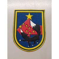 Шеврон особый отряд 5 бригада спецназа Беларусь