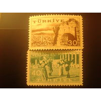 Турция 1957 танцы в Бергама полная серия
