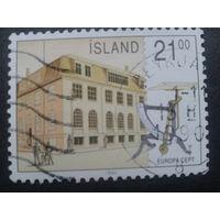 Исландия 1990 Европа