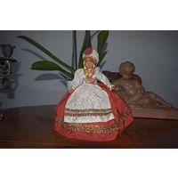 Кукла коллекционная, Франция 1970е, 23 см