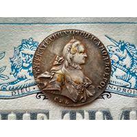 Монета РИ, 1 рубль 1764.