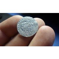 Полугрош 1547 г. ВКЛ (3) в люксе