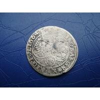 6 грошей (шостак) 1664 (4)
