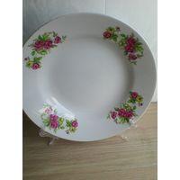 """Две Суповые тарелки """"Yamatsu"""" Япония - Размер 23 см - Одним лотом."""