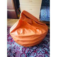 Кресло мешок экокожа большой