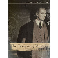 Версия Браунинга / The Browning Version (Энтони Эскуит / Anthony Asquith)  DVD9