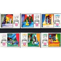 1969 ОАЭ. Рас-Аль-Хайма. Сцены из знаменитых опер