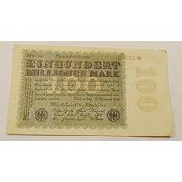 Старт с 1 рубля.100 марок 1923 год.