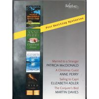 Reader's Digest - Four Exciting Mystery Novels