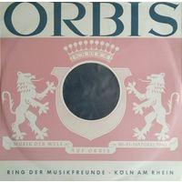 L. V. Beethoven /Klavierkonzert 5 es-dur op.73/1949, LP,EX, Orbis, Germany