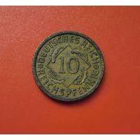 Германия 10 пфеннигов 1935 А